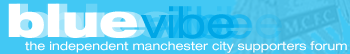 Blue Vibe - The independent Manchester City FC supporters forum